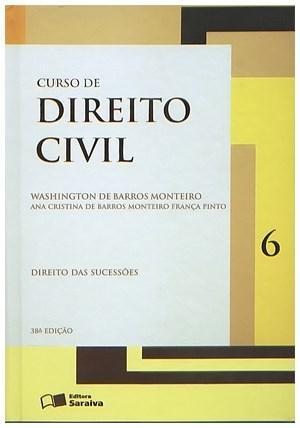 Curso de Direito Civil: Direito das Sucessões - Vol. 6
