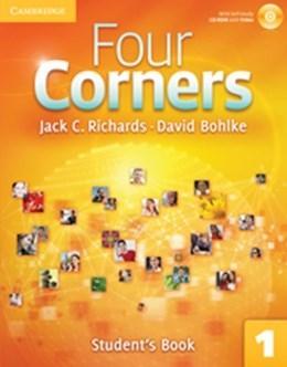 Four Corners Level 1 Students Book Self-study - Cd-rom (2011 - Edição 1)