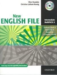 New English File - Intermediate - Multipack A