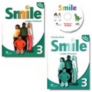 Smile 3 - Student's Pack With Cd-rom