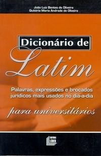 Dicionário de Expressões Latinas para Universitários