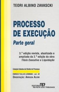 Processo de Execuçao - Parte Geral