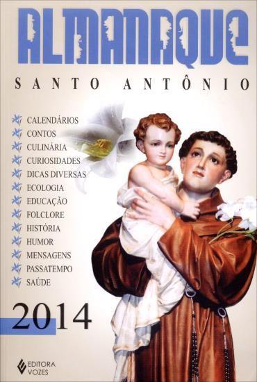 Almanaque Santo Antônio (2014 - Edição 1)