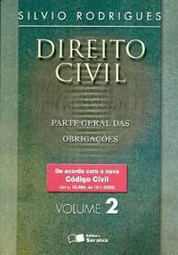 Direito Civil - Parte Geral das Obrigacoes - Volume 2
