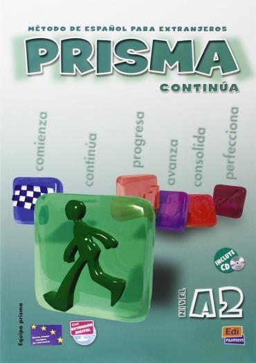 Prisma A2 Libro Del Alumno + Cd
