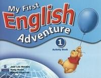My First English Adventure 1 Wb