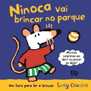 Ninoca Vai Brincar no Parque - Col. Ratinha Ninoca