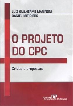 Projeto do Cpc, O