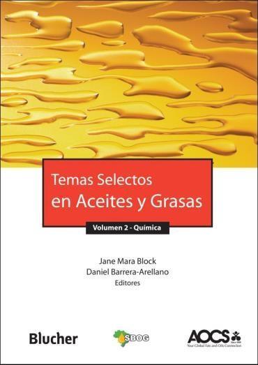 Temas Selectos em Aceites Y Grasas: Quimica - Vol.2 (2013 - Edição 1)