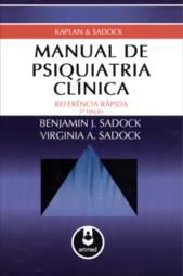 Manual de Psiquiatria Clínica: Referência Rápida