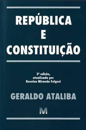 República e Constituição