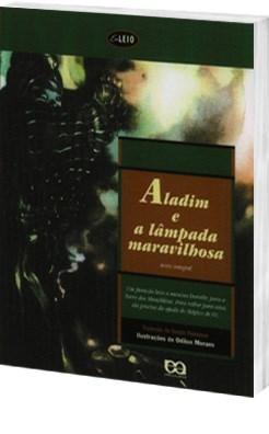 Aladim e a Lâmpada Maravilhosa - Coleção Reencontro Infantil