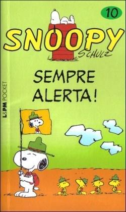 Snoopy: Sempre Alerta! - Vol. - Coleção Lpm Pocket