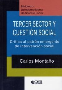 Tercer Sector Y Cuestion Social Critica Al Patron Emergente de Intervencion Social