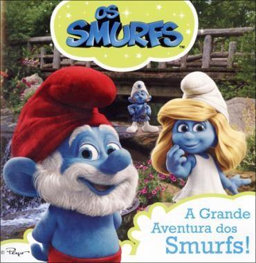Smurfs, Os: a Grande Aventura dos Smurfs! (2011 - Edição 1)