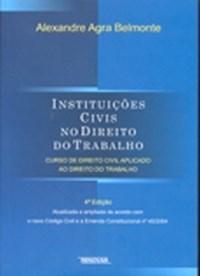 Instituições Civis no Direito do Trabalho