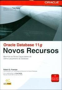 Oracle Database 11g Novos Recursos