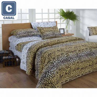 Edredom Casal Bed Venture Brilhante Roupa de Cama