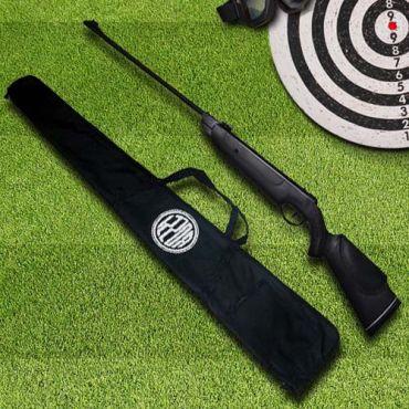 Arma de Pressão Carabina Dione New Black 5,5 Rossi
