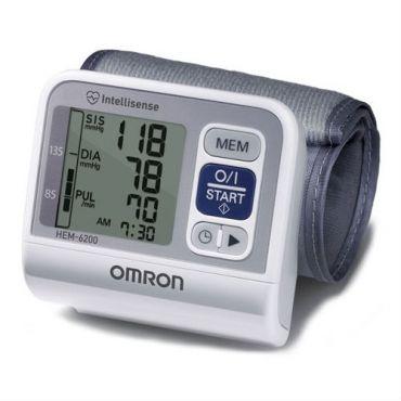 Aparelho de Pressão Automático de Pulso Hem6200 Omron