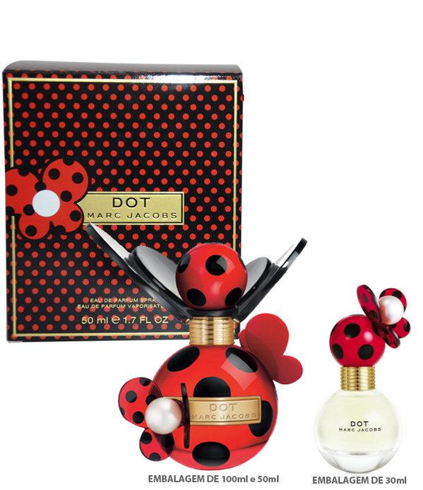 Perfume Dot Marc Jacobs Eau de Parfum Feminino 30 Ml