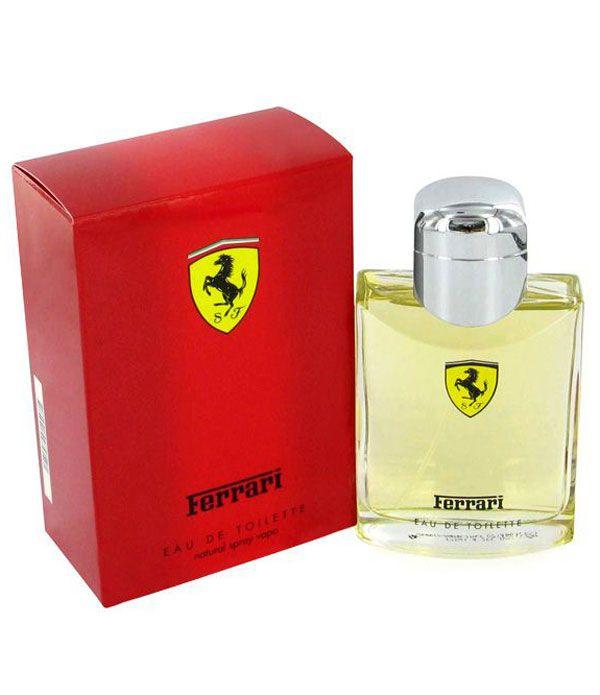 Perfume Red Ferrari Perfumes Eau de Toilette Masculino 30 Ml