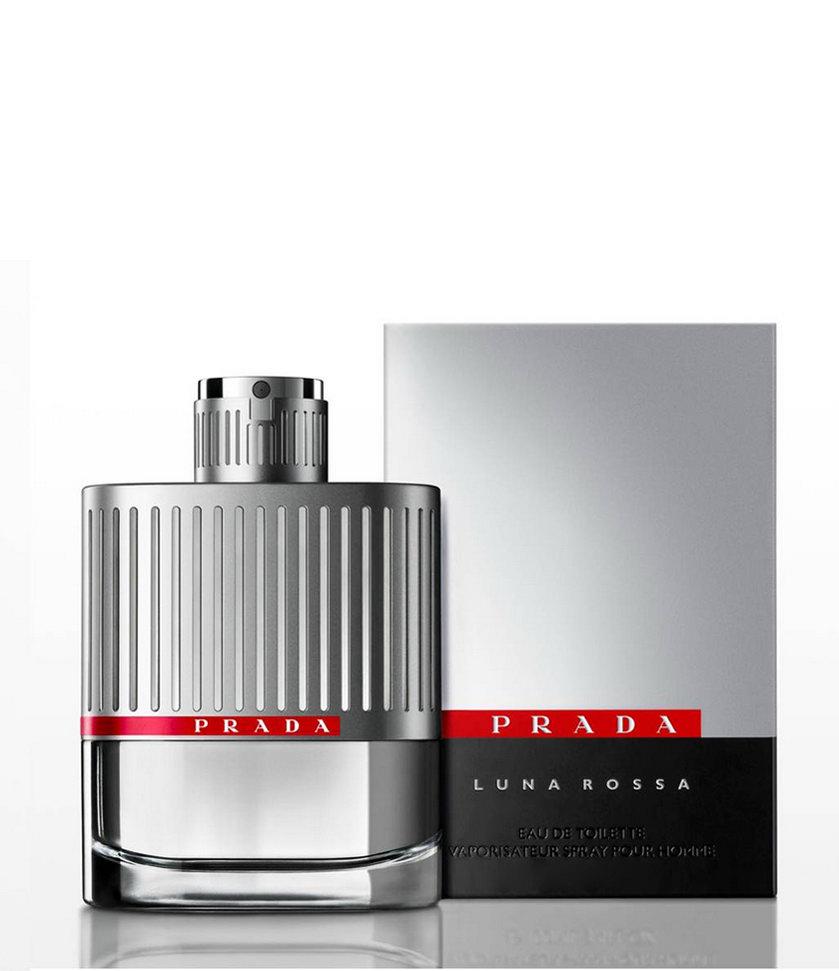 Perfume Luna Rossa Prada Eau de Toilette Masculino 100 Ml