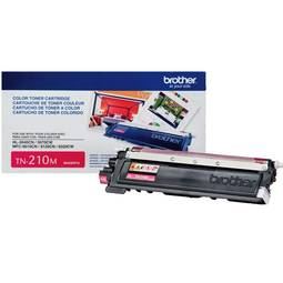 Toner Brother Magenta Tn210m