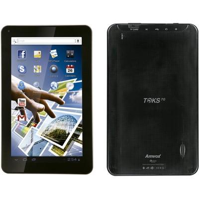 Tablet Amvox Toks 7 Preto 8gb Wi-fi