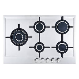 Cooktop 5 Bocas Criss Air Inox - Gás - Ccb16new