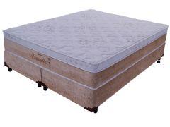 Colchão Probel Versailles 193x203x30cm Molas Pocket King Size