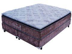 Colchão Probel Charme Confort 128x188x36cm Molas Multilastic Casal
