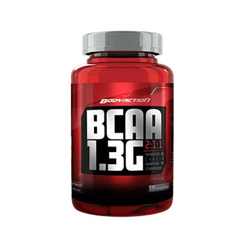 Bcaa 1.3g - 120 Cápsulas Body Action