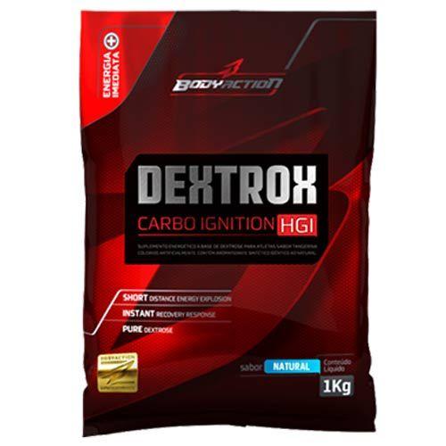 Dextrox Dextrose 1kg Body Action