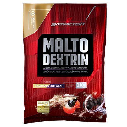 Malto Dextrin 1kg Guaraná Com Açaí Body Action