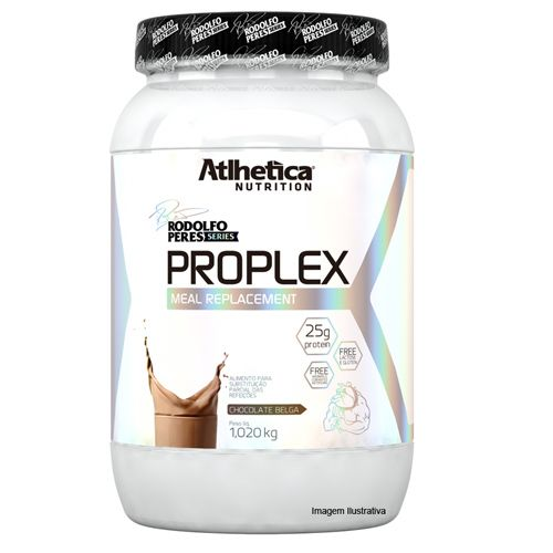 Proplex Meal Replacement 1,02kg Baunilha Atlhetica Nutrition