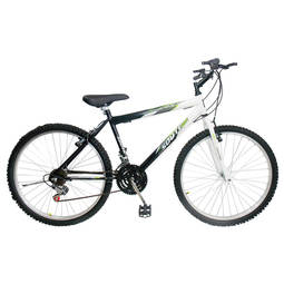 Bicicleta South Bike 25001 Aro 26 Rígida 18 Marchas - Preto