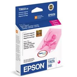 Cartucho Epson 8ml Magenta T063320