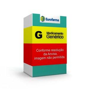 Dicloridrato de Levocetiri 5mg Cx 10 Comp - Dicloridrato de Levocetirizina - Eurofarma