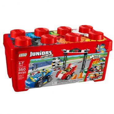 Lego Juniors Rally de Carros de Corrida 10673