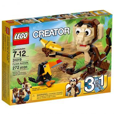 Lego Creator Animais 31019