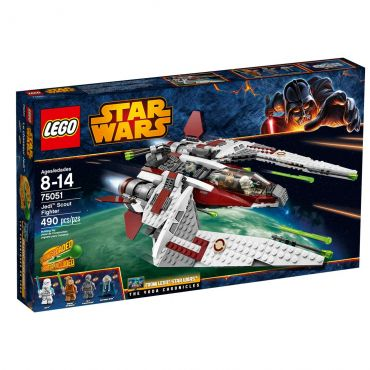 Lego Star Wars Jedi Scout Fighter 75051
