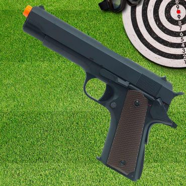 Pistola 1911 6mm de Air Soft Cyma