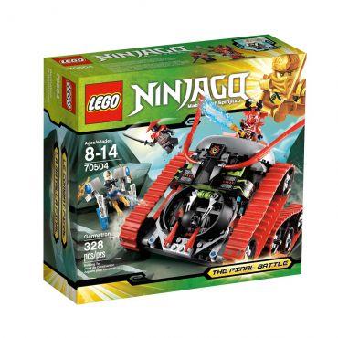 Lego Ninjago Tanque Devastador 70504