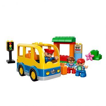 Lego Duplo Ônibus Escolar 26 Peças 10528