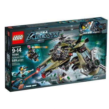 Lego Agents Assalto Ciclônico 70164