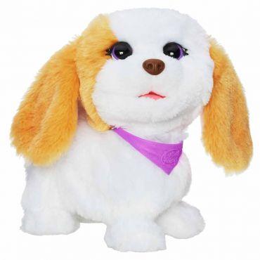 Pelúcia Cachorrinho My Bouncin Pup Furreal Friends Hasbro