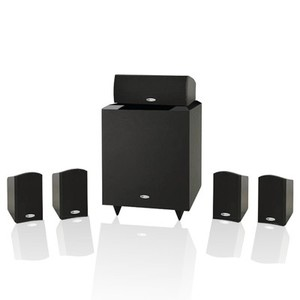 Caixas P/ Home Theater Lord - 5.1 Canais Pure Acoustics