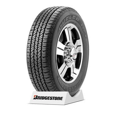 Pneu Bridgestone Dueler H/t 684 Ii Ecopia 265/60 R18 110t