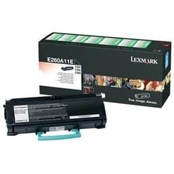 Toner Lexmark Preto E260a11l